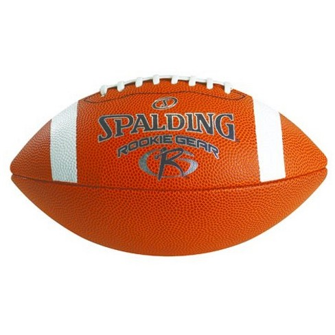 Spalding Rookie Gear Composite Pee Wee Football - Brown - image 1 of 2
