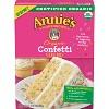 Annie's Organic Confetti Cake Mix - 21oz - image 2 of 3