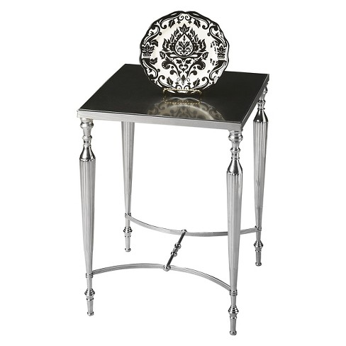 End Table Nickel - Butler Specialty - image 1 of 2