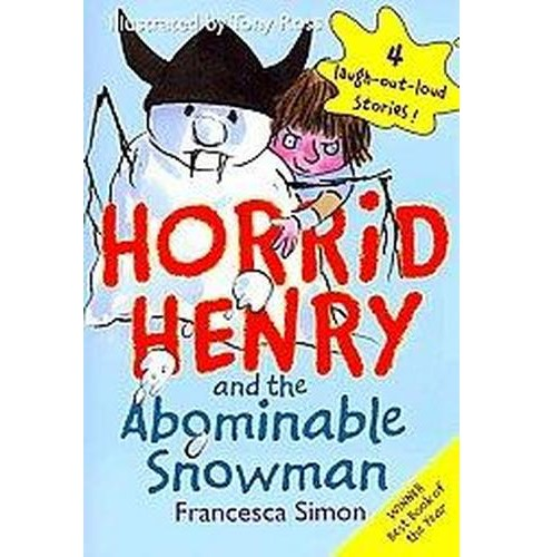 Horrid Henry and the Abominable Snowman (Reprint) (Paperback) (Francesca Simon) - image 1 of 1