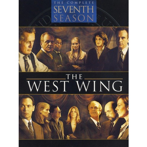 The West Wing: The Complete Seventh Season (6 Discs) (dvd_video) - image 1 of 1