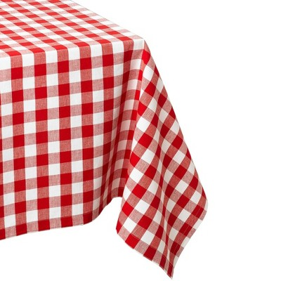 Checkers Tablecloth - Design Imports