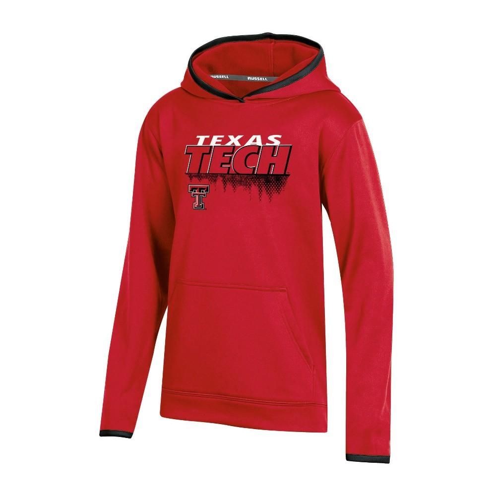 Texas Tech Red Raiders Boys' Performance Hoodie - S, Multicolored