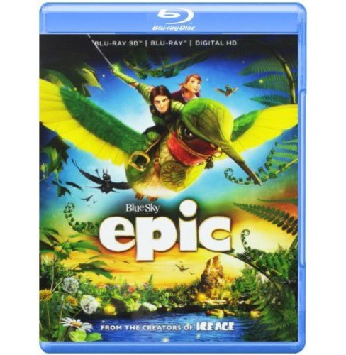 Epic 3d (Blu-ray) - image 1 of 1