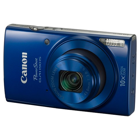 CANON PowerShot ELPH 190 Blue - image 1 of 4