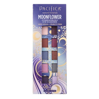 Pacifica Moonflower Otherworldly Eyeshadow Palette - 0.2oz