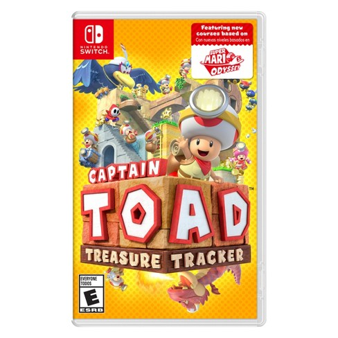 Captain Toad: Treasure Tracker - Nintendo Switch - image 1 of 1