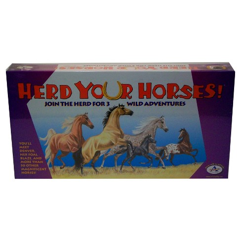 Aristoplay Herd Your Horses! Game - image 1 of 1