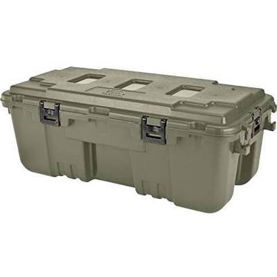 Plano 108qt Storage Trunk Green