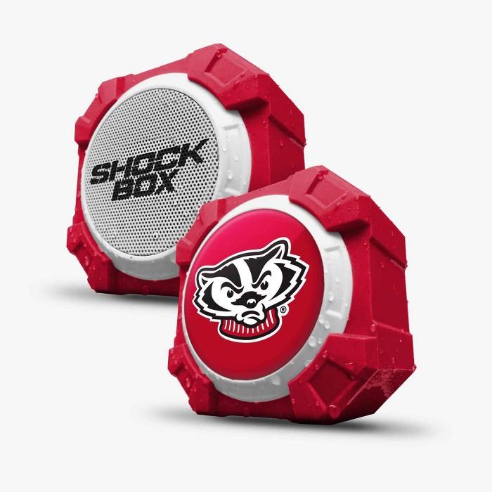 NCAA Wisconsin Badgers ShockBox Speaker - image 1 of 2