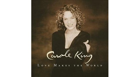 Carole King - Love Makes The World (Vinyl) - image 1 of 1