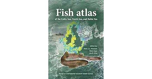 Fish Atlas of the Celtic Sea, North Sea, and Baltic Sea : Based on International Research-Vessel Surveys - image 1 of 1