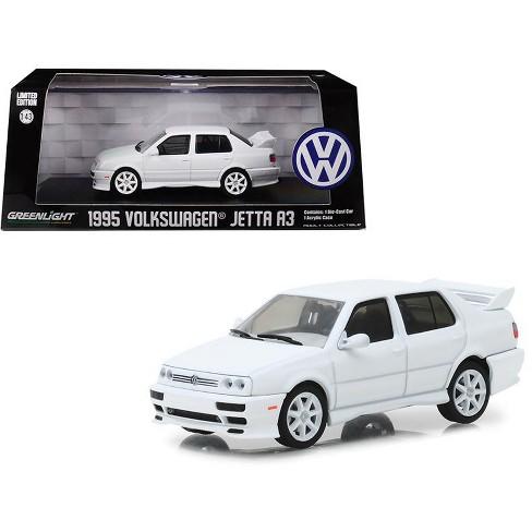 1995 Volkswagen Jetta A3 White 1 43 Diecast Model Target