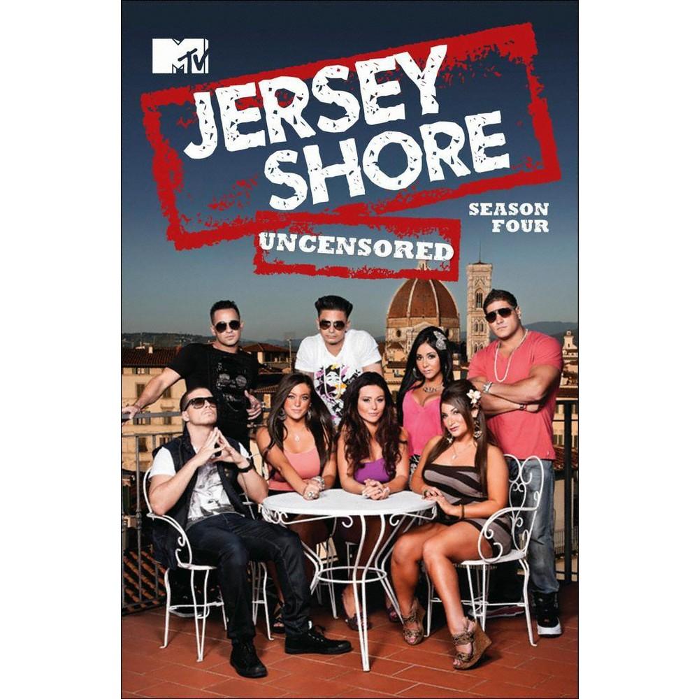 Jersey Shore: Season Four Uncensored (4 Discs) (DVD) Price
