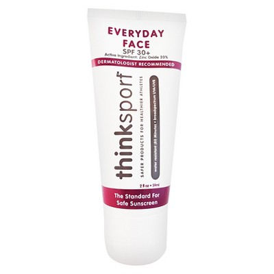 Sunscreen & Tanning: thinksport Everyday Face Tinted