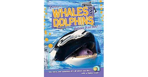 Whales & Dolphins (Hardcover) - image 1 of 1