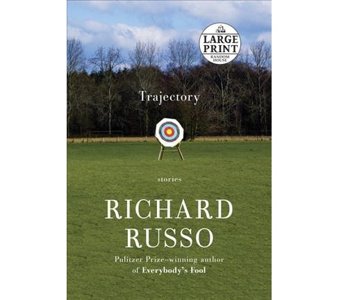 Trajectory (Paperback) (Richard Russo) - image 1 of 1