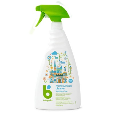 Babyganics Multi Surface Cleaner Spray - 32 fl oz