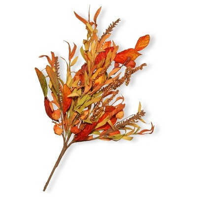 "22"" Maple Leaf Spray (Set of 2) - National Tree Company"