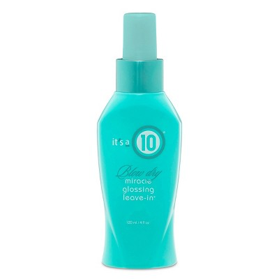 It's a 10 Blowdry Miracle Liquid Leave-in Conditioner - 4 fl oz