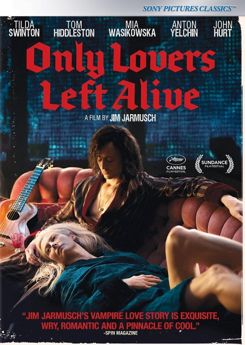 Only lovers left alive (DVD) - image 1 of 1