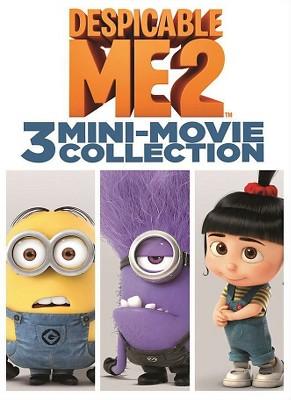 Despicable Me 2: 3 Mini-Movie Collection (DVD)