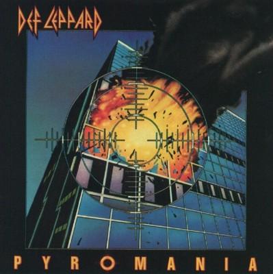 Def Leppard - Pyromania (CD)