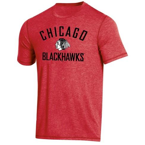 NHL Chicago Blackhawks Men's Athleisure T-Shirt - image 1 of 2