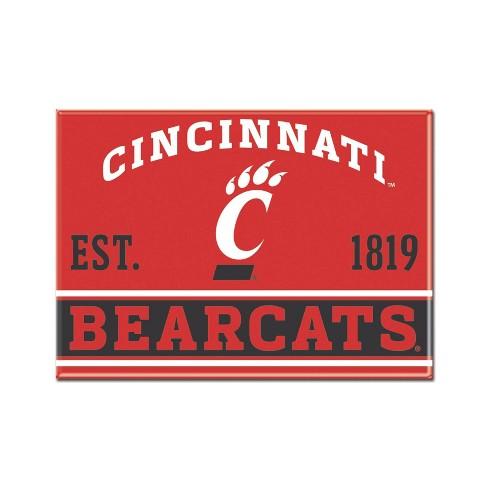 NCAA Cincinnati Bearcats Fridge Magnet - image 1 of 1
