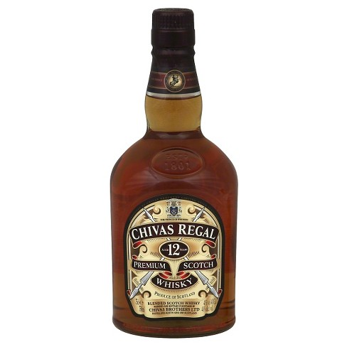 Chivas Regal Scotch Whisky - 750ml Bottle - image 1 of 2