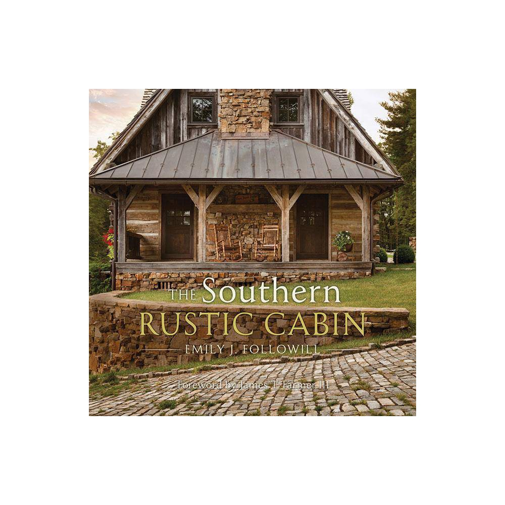 Southern Rustic Cabin Hardcover