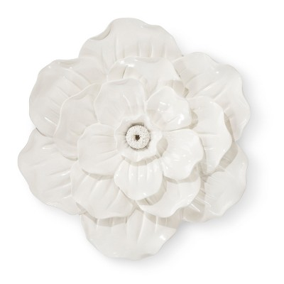 White Flower Wall Decor - Pillowfort™