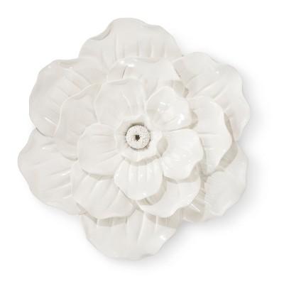 white flower wall dcor pillowfort target rh target com white flower wall decor white flower wall decor