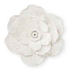White Flower Wall Dcor - Pillowfort™