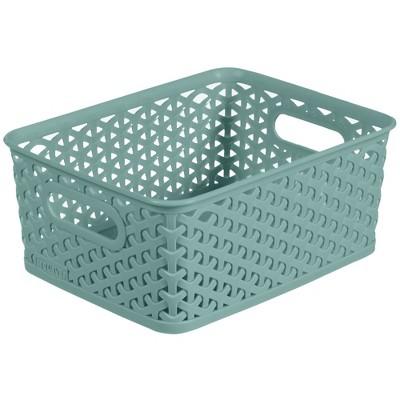 Y-Weave Small Jade Green - Room Essentials™