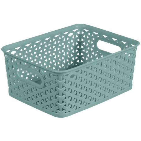 Y-Weave Small Storage Bin - Room Essentials™ - image 1 of 1