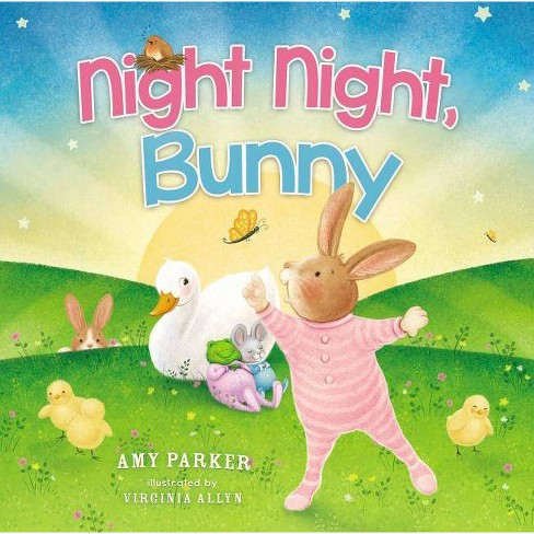 Night Night, Bunny - by  Amy Parker (Board_book) - image 1 of 1