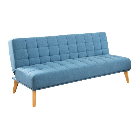 Carlie Mid Century Tufted Fabric