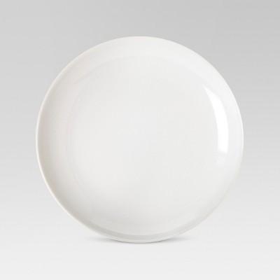 """Porcelain Salad Plate 8"""" Cake Frosting - Threshold™"""