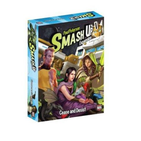 Cease and Desist Board Game - image 1 of 1