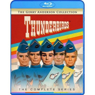 Thunderbirds: The Complete Series (Blu-ray)(2015)
