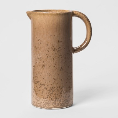 Vase Pitcher - Brown - Threshold™