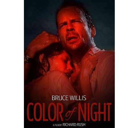 Color Of Night (Includes Both The The (DVD) - image 1 of 1