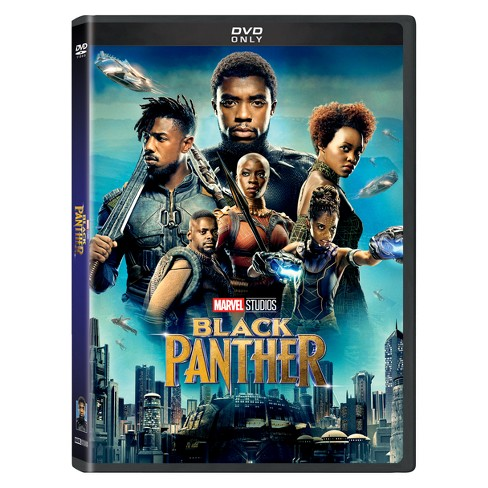 Marvel Black Panther (DVD) : Target