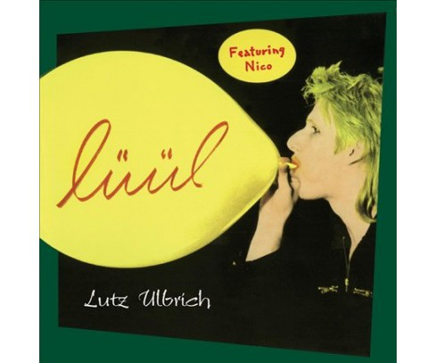 Lutz Ulbrich - Luul (CD) - image 1 of 1