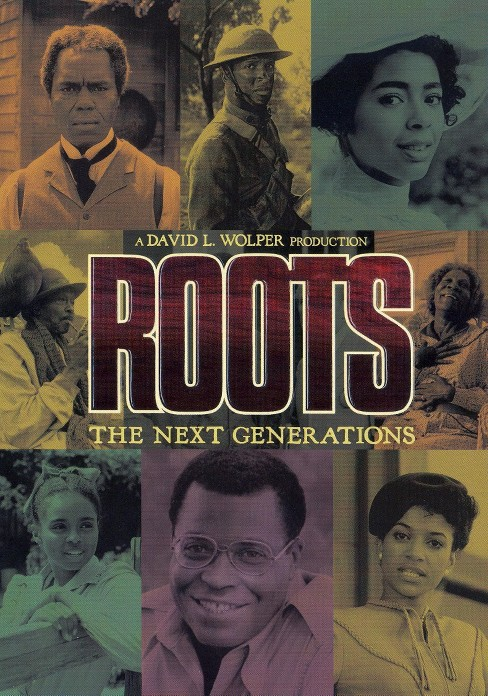 Roots: The Next Generations (4 Discs) (dvd_video) - image 1 of 1