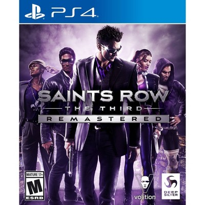 Saints Row: The Third Remastered - PlayStation 4