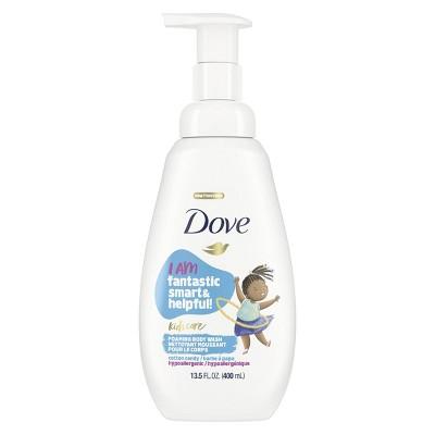 Dove Kids Care Hypoallergenic Foaming Body Wash Cotton Candy - 13.5 fl oz
