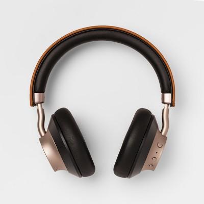 heyday™ Wireless On-Ear Headphones - Tan/Gold