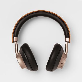 heyday™ Wireless On-Ear Headphones - Tan/Gold